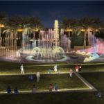 Eialt Project fountain